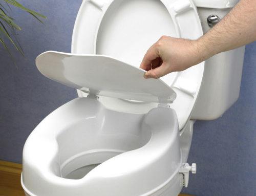 Elevador WC de 5, 10 o 15 cm universal con tapa